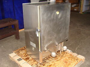 Norris Heavy Duty Stainless Steel Beverage Cooler And Dispenser Very Nice