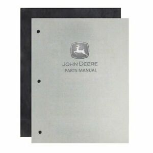 Parts Manual M Mc Mi Mt John Deere Mt Mt M M M M Mc Mc Pc848