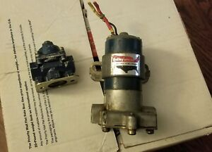 Holley Blue Electric Fuel Pump And Regulator