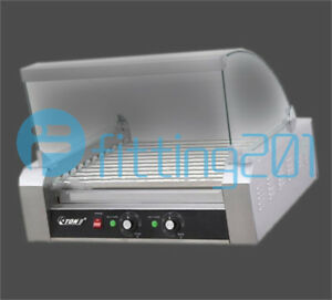 Commercial 11 Roller Hot Dog Grill Cooker Machine 2 2 Kw 220v