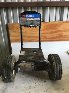 Pro Force 2400 Pressure Washer Dolly Cart
