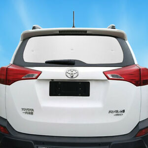 Fit For Toyota Rav4 2013 2018 Rear Windshield Privacy Uv Block Sun Shade