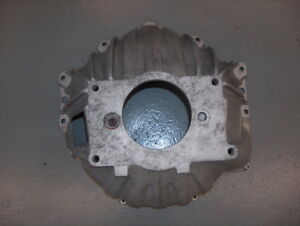 Chevy Chevelle 10 Saginaw Muncie 4 Speed Trans Aluminum Bell Housing 3840383