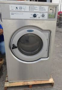 Wascomat Gen6 Washer 9 20lb 4 40lb 2 55lb W620 640 655 As is Condition