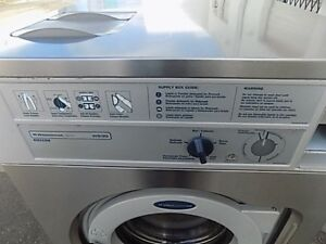 Wascomat Gen6 Washers 9 20lb W620 Certified With 6 Month Parts Warranty