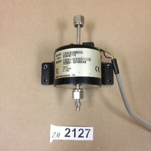 Mks 223bd 00100aab Baratron Differential Manometer 3 16 T