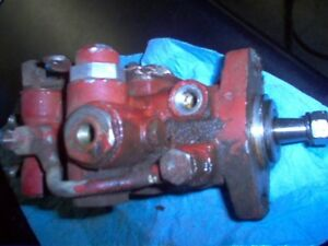 Good Used International 574 Tractor Fuel Injector Pump