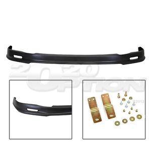Type M Pu Front Bumper Lip Spoiler Poly Urethane Body Kit For 01 05 Lexus Is300