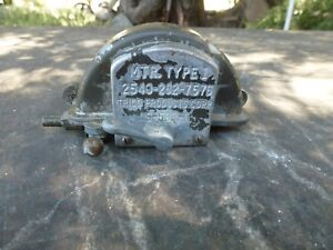 Vintage Trico 2540 262 7576 Trico Vacuum Wiper Motor Jeep Willys Ford