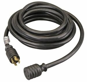 Reliance Controls Corporation Pc3020 30 amp 20 foot Generator Power Cord For G