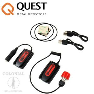 Quest Wireless Transmitter And 1 4 Receiver Garrett At Pro gold Atx Infinium