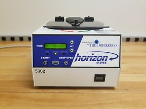 Drucker Horizon 642ves Laboratory Centrifuge With Rotor 5302