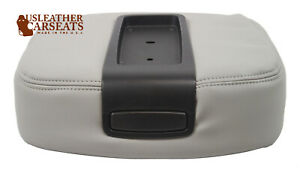 2008 Chevy Tahoe Center Console Storage Compartment Lid Cover Gray