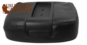 2008 Chevy Tahoe Center Console Storage Compartment Lid Cover Black