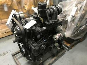 John Deere 4044tf250 Diesel Engine All Complete And Run Tested