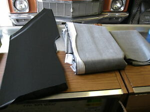 1970 71 72 Monte Carlo New Headliner Kit Black Perforated Pui Quality