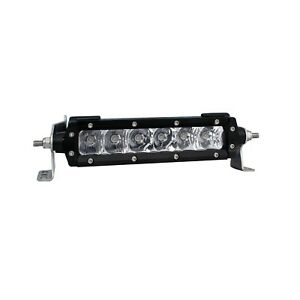 Armored 6 Inch Led New S1 Single Row Off Road Light Bar Combo 30w 3 245 Lumen