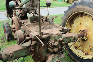 Antique John Deere Tractor A B 60 Power Trol Farmerjohnsparts