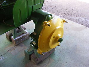 Antique John Deere Tractor 40 420 430 Standard Final Drive Farmerjohns