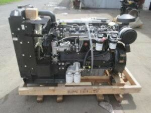 Perkins 1006t Diesel Engine All Complete And Run Tested
