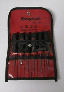 Snap On Sgtt106a 6 Piece Soft Grip Terminal Tool Kit