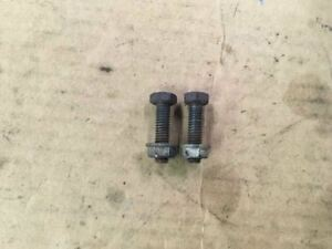 03 04 05 06 07 Ford F250 F350 6 0l Turbo Y Pipe To Egr Delete Pipe Bolts