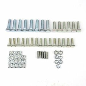 Radiator Core Bolt Kit John Deere B