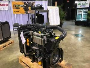 Jcb 320 50634 Industrial Irrigation Power Unit Jcb Diesel Engines 145 Hp