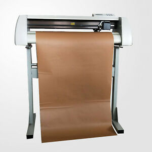 24 Vinyl Cutting Plotter Redsail Low Price And Long Life 700mm Gjd 720 Cutters