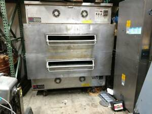 Favorite This Post Marshall Ps360ewb Conveyor Pizza Oven Restaurant
