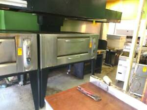 Blodgett Stone Pizza Oven Restaurant Natural Gas
