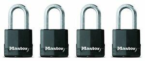 Master Lock Padlock Magnum Covered Laminated Steel Lock 1 7 8 In Wide