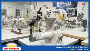 Thor Gc 1341 Cylinder Arm Walking Foot Sewing Machine For Heavy Materials New