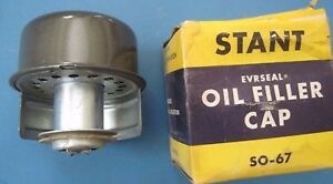 New Oil Filler Cap 1952 1958 Ford Trucks And Cars With 6 Cylinder Engine