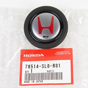 Jdm Honda Acura Nsx R Horn Button 78514 Sl0 R01 Oem Made In Japan Us Seller