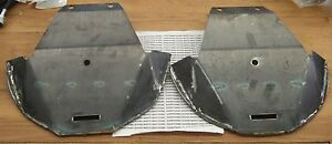 New Idea 5209 5212 Discbine Mower Conditioner Skid Plate Shoe 526876 Pair Of 2
