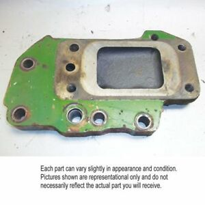 Used Selective Control Valve Cover Plate John Deere 4230 4020 4000 4430 3020