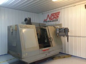 Cincinnati Sabre 750 Vertical Machining Center Vmc Cnc Mill