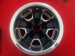 1973 1987 Oldsmobile Cutlass omega Ralley Wheel Rim 14x6 Inch Jj Mv5t