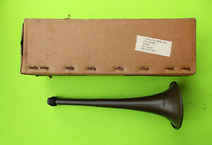 1940 s 1950 s Gmc M135 Nos Truck Horn Trumpet Military Army M135 Oem G749