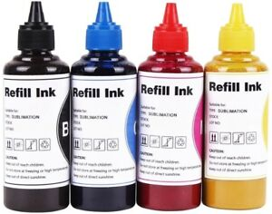 Heat Transfer Printer Ink Compatible With Sawgrass Virtuoso Sg400 Sg800 S New
