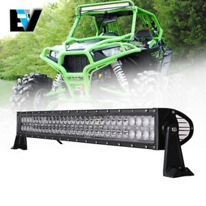 Bush Hog 2308 8 Rotary Mower Brush Cutter 30inch Led Light Bar Combo Beam