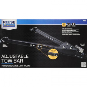 Reese Towpower Adjustable Tow Bar
