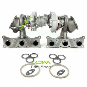 Td04 Billet 6 6 16t State 2 Turbocharger Gasket Bmw E60 535i 535xi N54 650hp