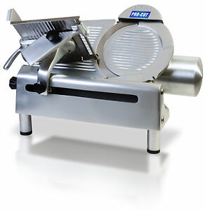 Pro cut Commercial Electric Aluminum 13 Blade Deli Meat Slicer Kms 13