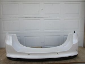13 14 15 16 Ford Fusion Rear Bumper Cover Oem