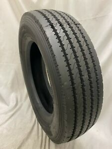 225 70r19 5 Rw Hankong F820 1 tire 128 126m Steer All Positions 225 70 19 5