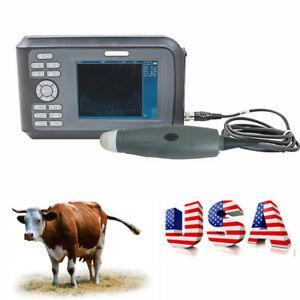 Digital Vet Veterinary Ultrasound Scanner Machine For Small Animal And Box Usps
