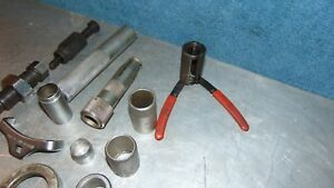 Snap On Air Conditioning Tools A C Gm Ford Mopar Act 1 Act 23 Act 8 Act 12