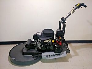 Pioneer Eclipse 28in Propane Floor Burnisher With Dust Control